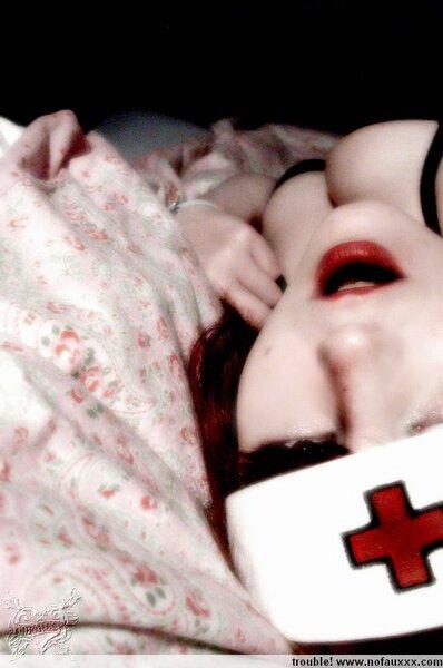 Courtney Trouble: Oh Nurse!