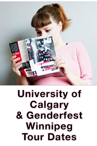 Courtney Trouble Heads to the University of Calgary and Genderfest Winnipeg for Speaking Engagements, Screenings, and Parties this February