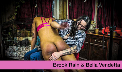 Bella Vendetta and Brook Rain