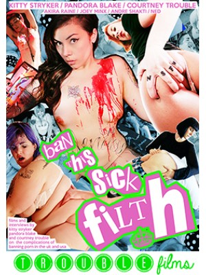 AAA ban this sick filth hardcore cover small copy-300x400
