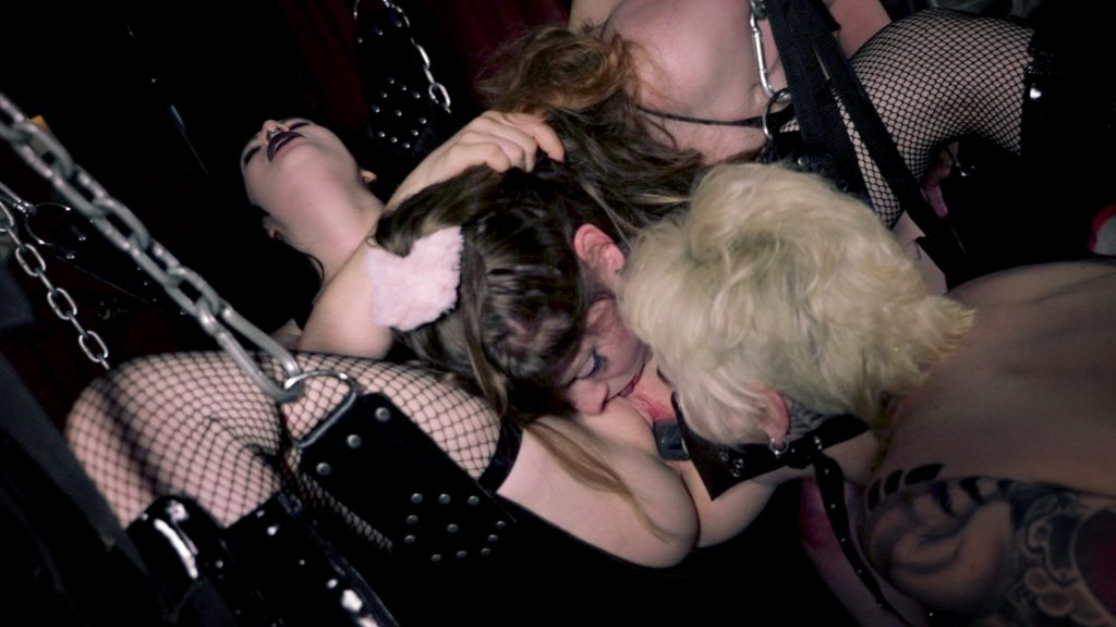 Lesbian BDSM porn series East Bay Brats explores kinkier side of TROUBLEfilms