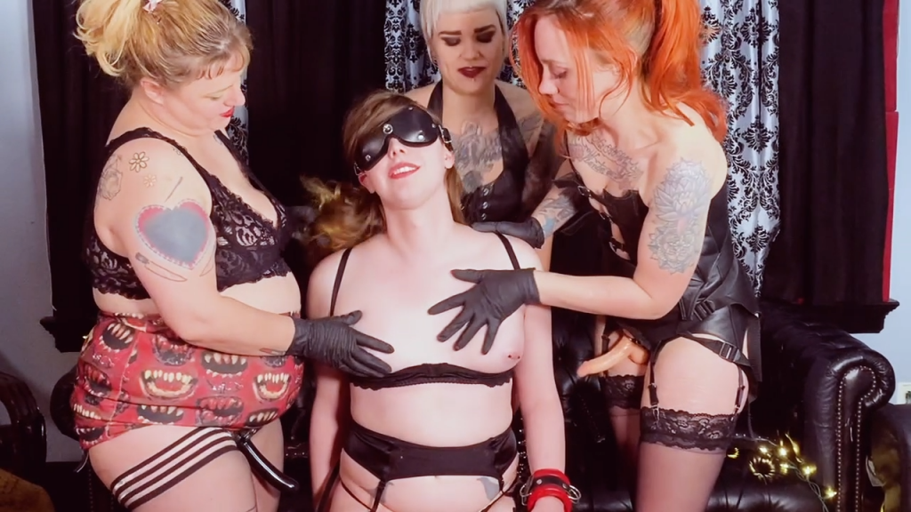 "Our Newest Release, East Bay Brats 3, Includes Chelsea Poe's ""Party Favor"" Scene!"